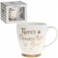 A Chance This Is Gin Mug